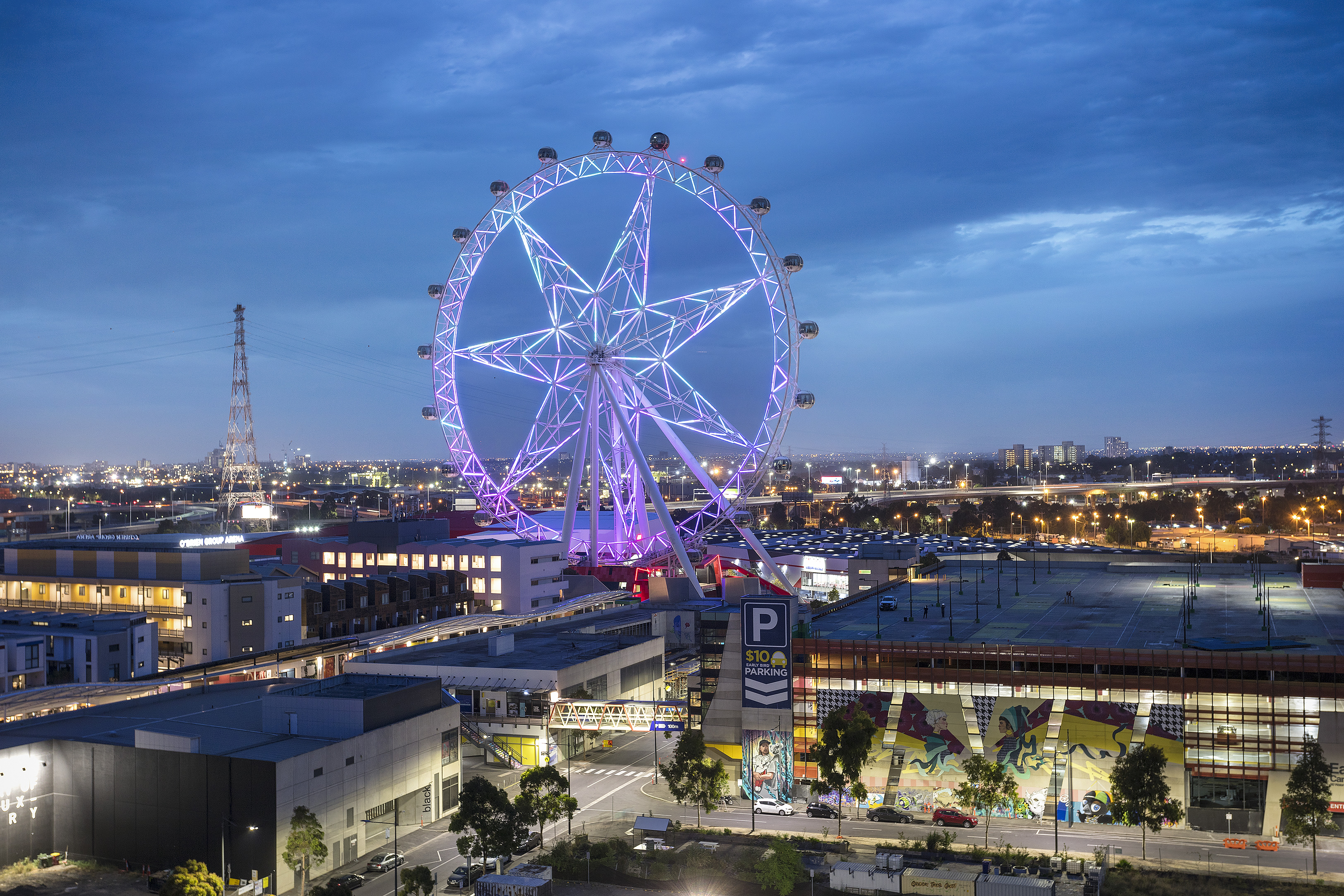NewQuay, Docklands - Melbourne Star