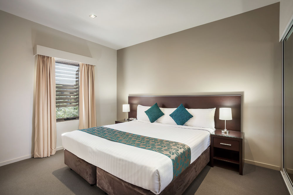 Accommodation In Alice Springs Serviced Apartments