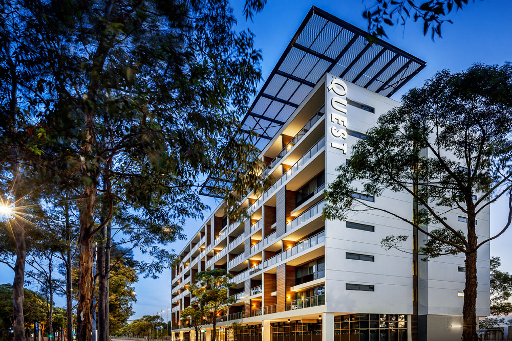 Sydney Olympic Park Serviced Apartments Accommodation