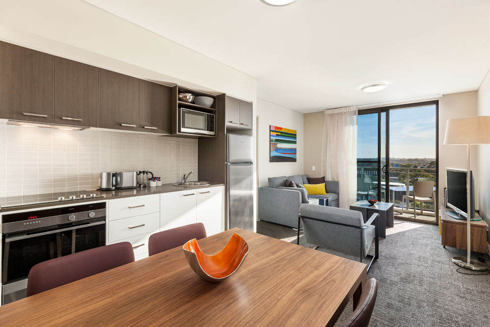 Accommodation In Sydney Olympic Park Serviced Apartments Quest
