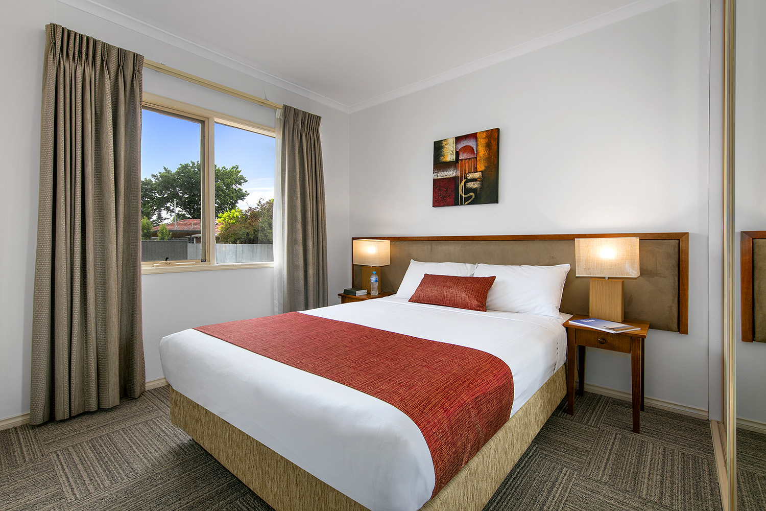 Accommodation In Bendigo Serviced Apartments Quest