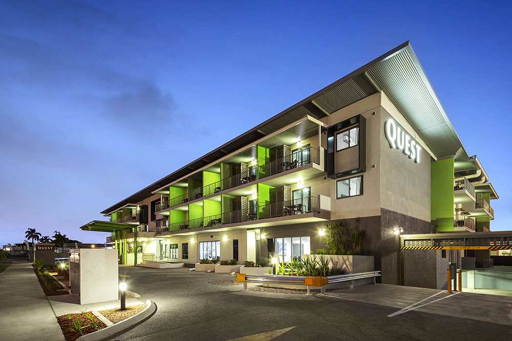 Berrimah Serviced Apartments Darwin Accommodation