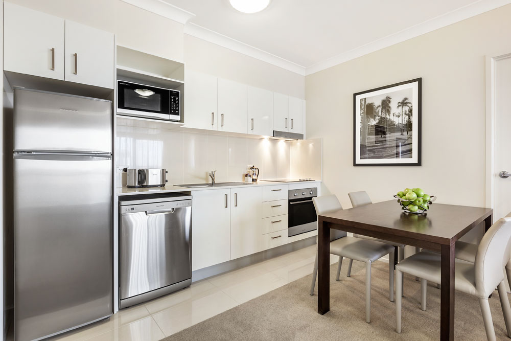 Brisbane Serviced Apartments | Brisbane Hotel | Quest ...