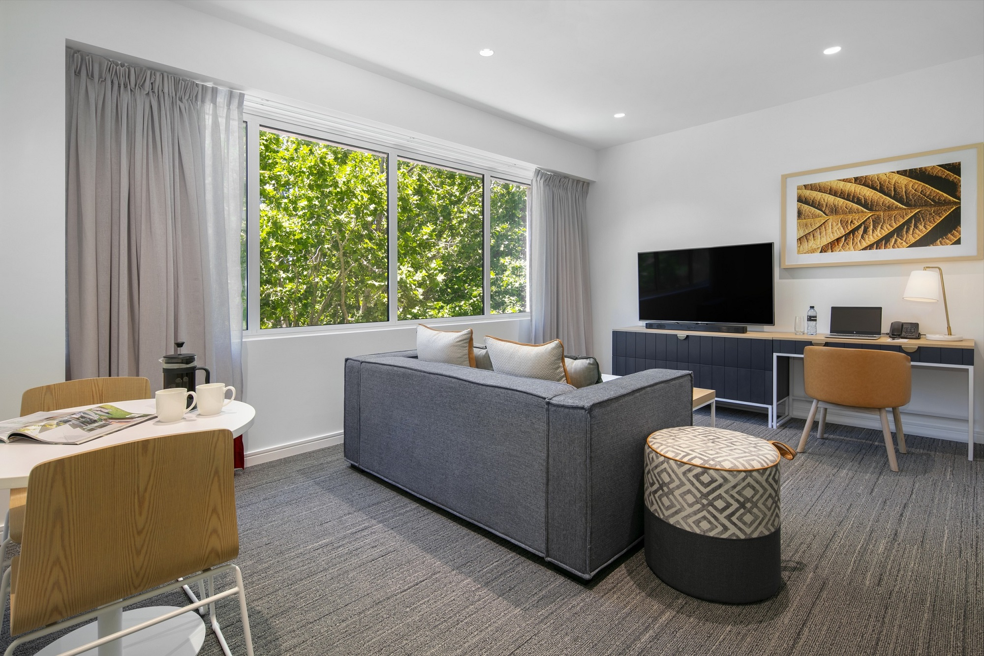 Quest Canberra City Walk - One Bedroom Apartment