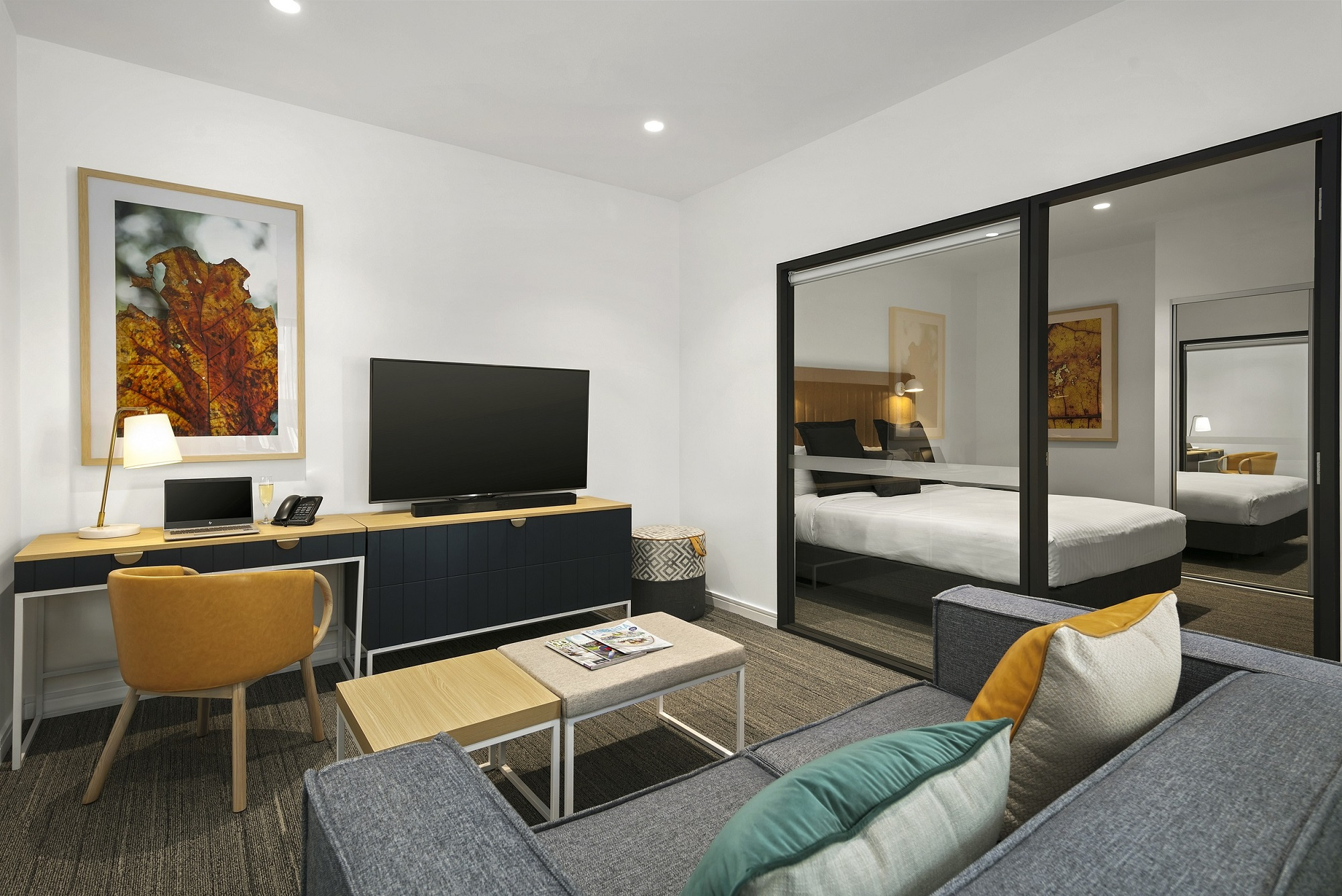 Quest Canberra City Walk - One Bedroom Executive