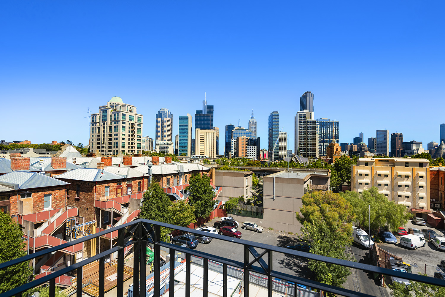 Quest Carlton on Finlay Melbourne City View