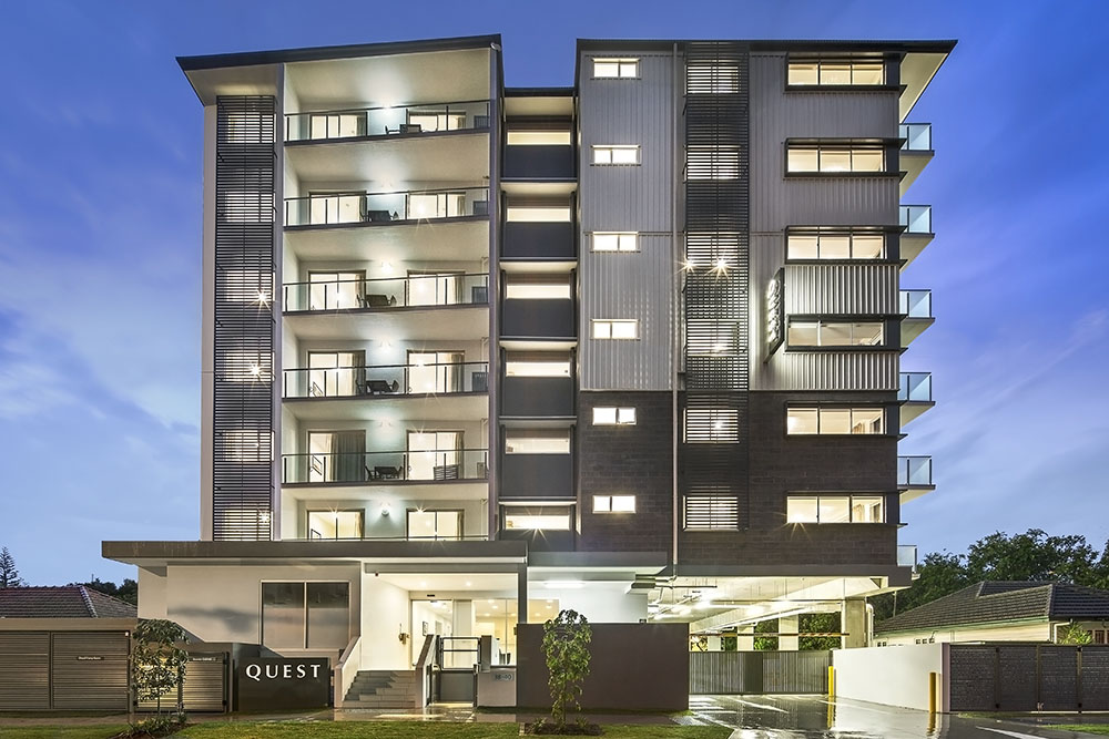 Chermside Serviced Apartments Chermside Accommodation