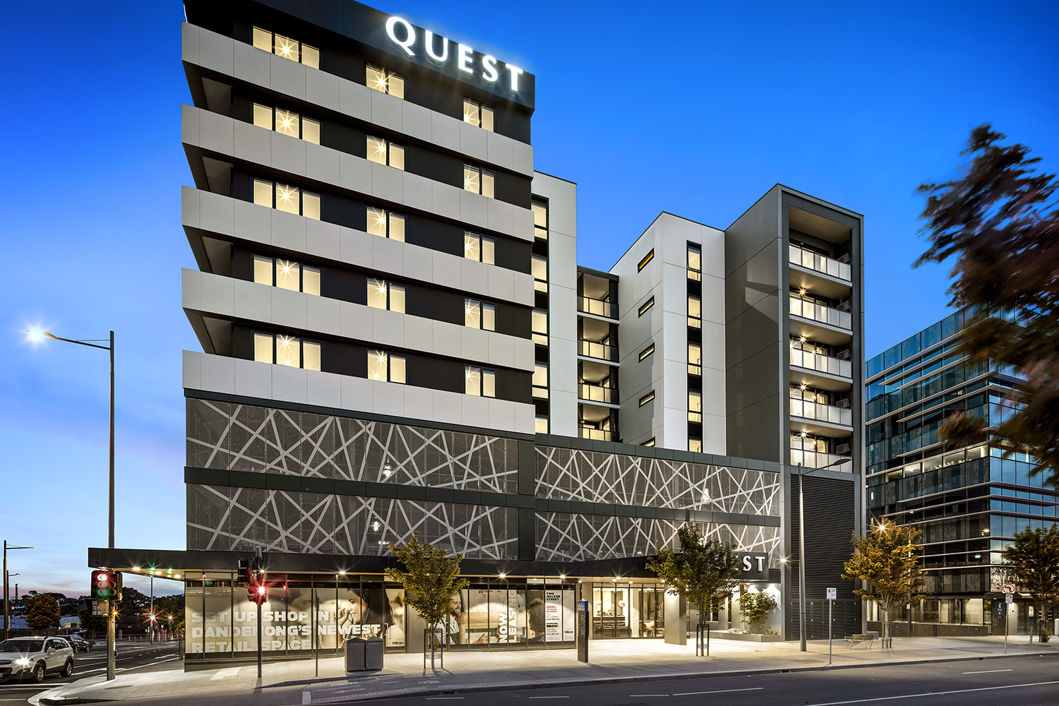 Accommodation In Dandenong Serviced Apartments Quest