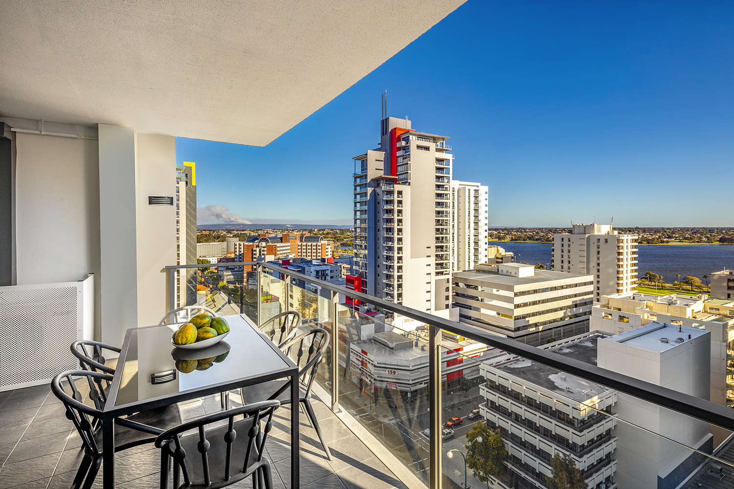 Accommodation in east perth serviced apartments quest for 237 adelaide terrace