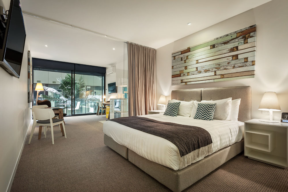 frankston serviced apartments frankston accommodation. Black Bedroom Furniture Sets. Home Design Ideas