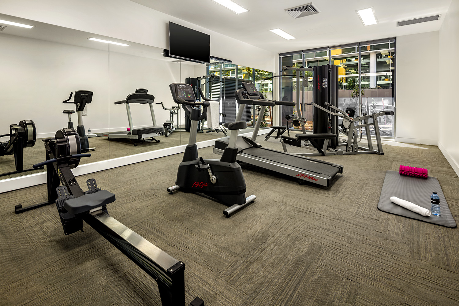 Quest Macquarie Park Gym