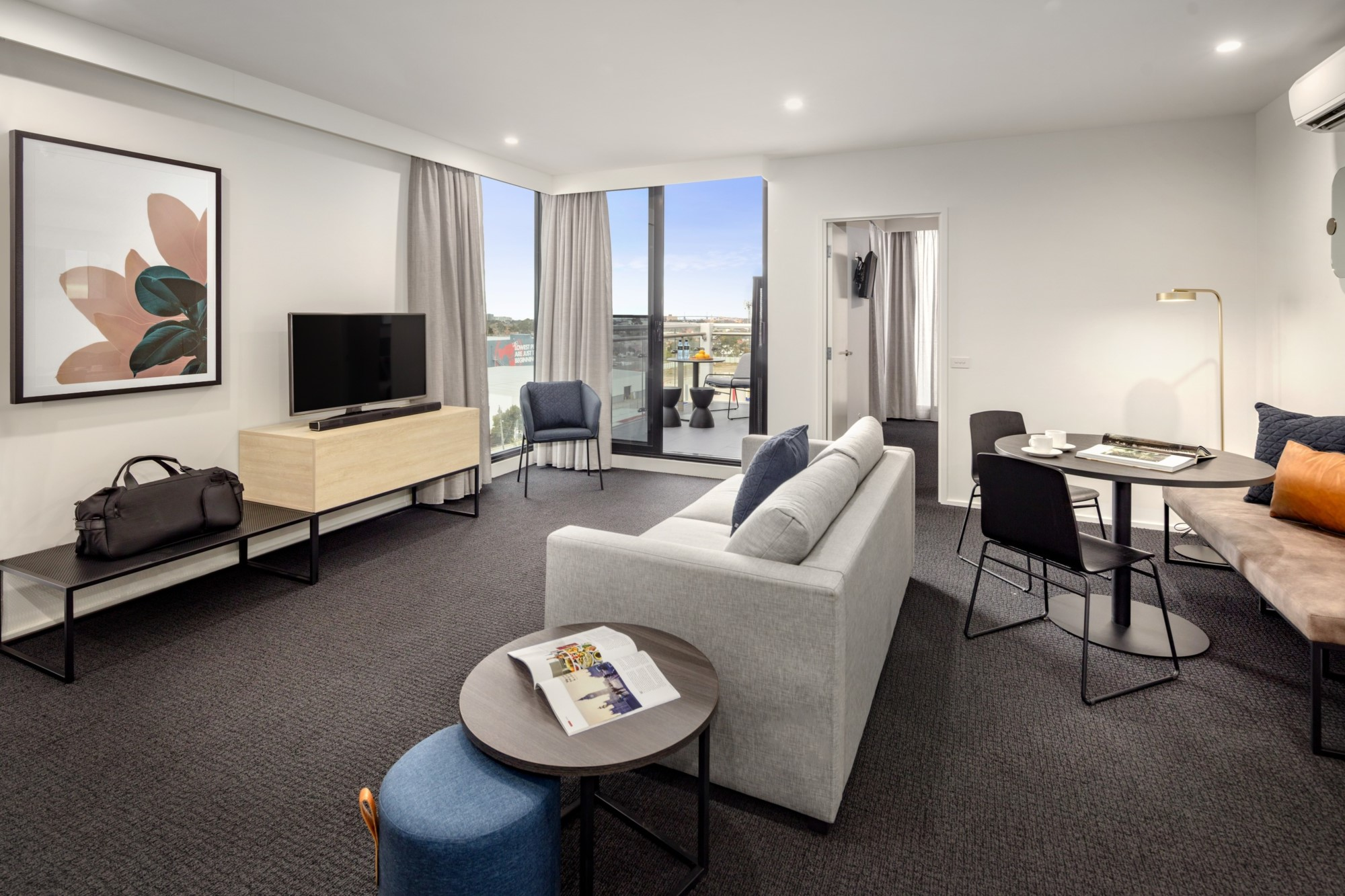 Quest Maribyrnong Two Bedroom Apartment Hotel Room