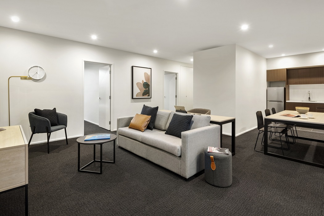 Quest Maribyrnong Three Bedroom Apartment