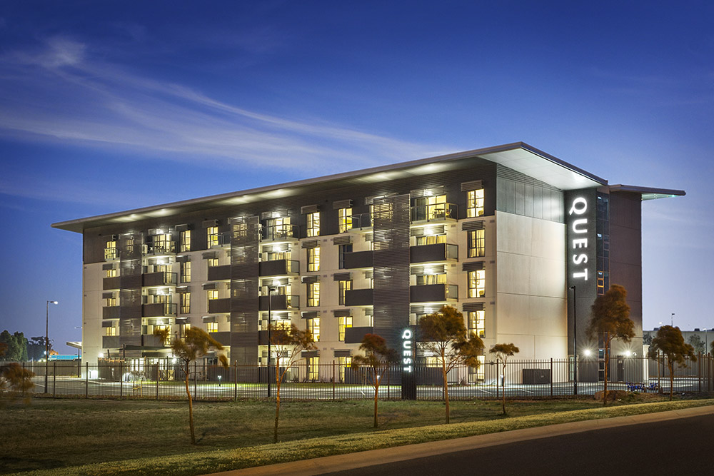 Accommodation in Melbourne Airport | Serviced Apartments ...
