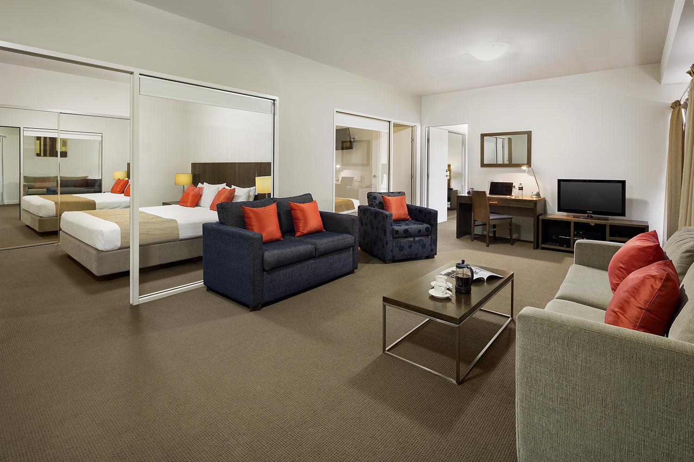 Mildura Serviced Apartments Mildura Accommodation