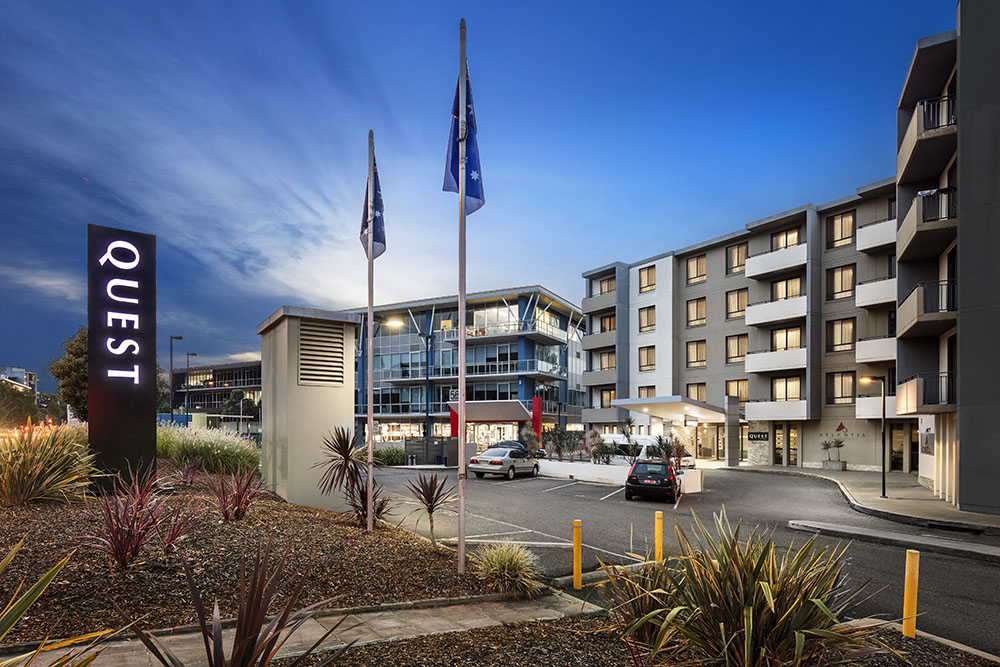 Accommodation in North Ryde | Serviced Apartments | Quest ...