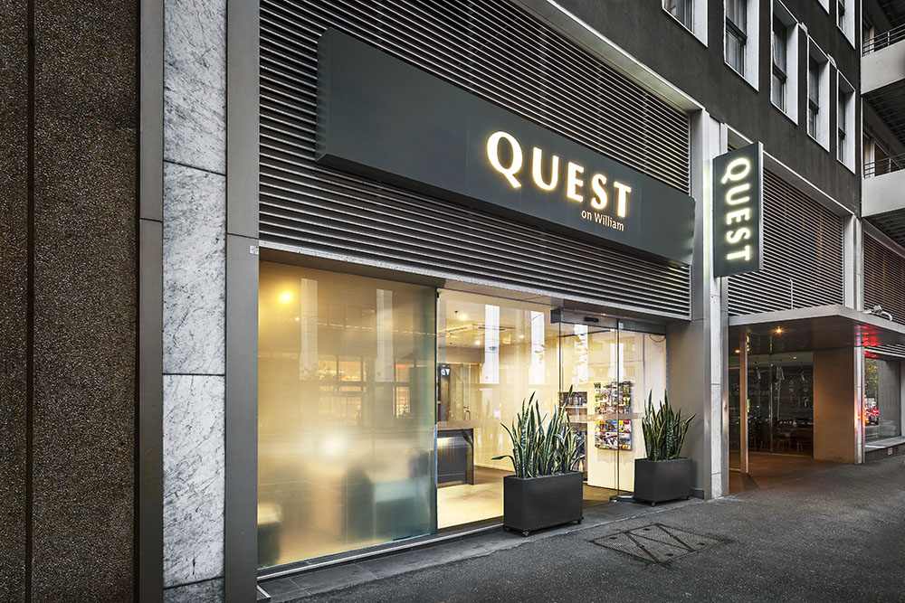 Melbourne Serviced Apartments Melbourne Accommodation Quest On