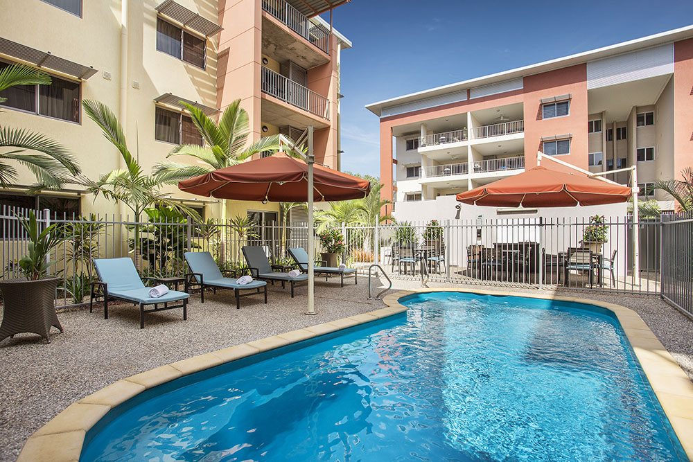 Parap serviced apartments darwin accommodation quest - Swimming pool maintenance auckland ...