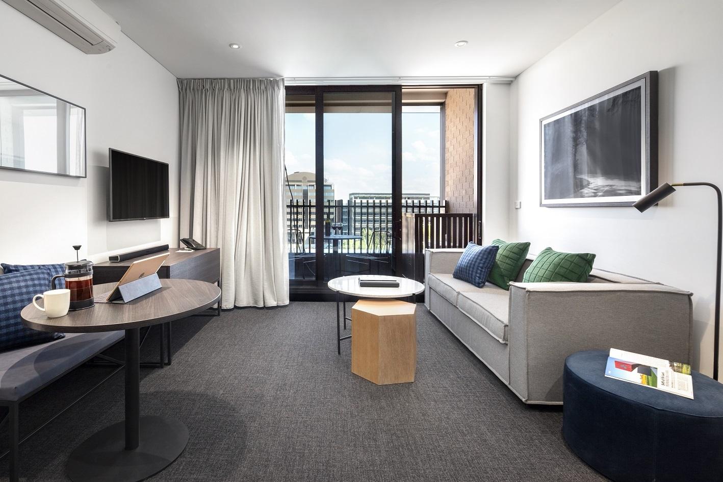 Quest Penrith Hotel Room