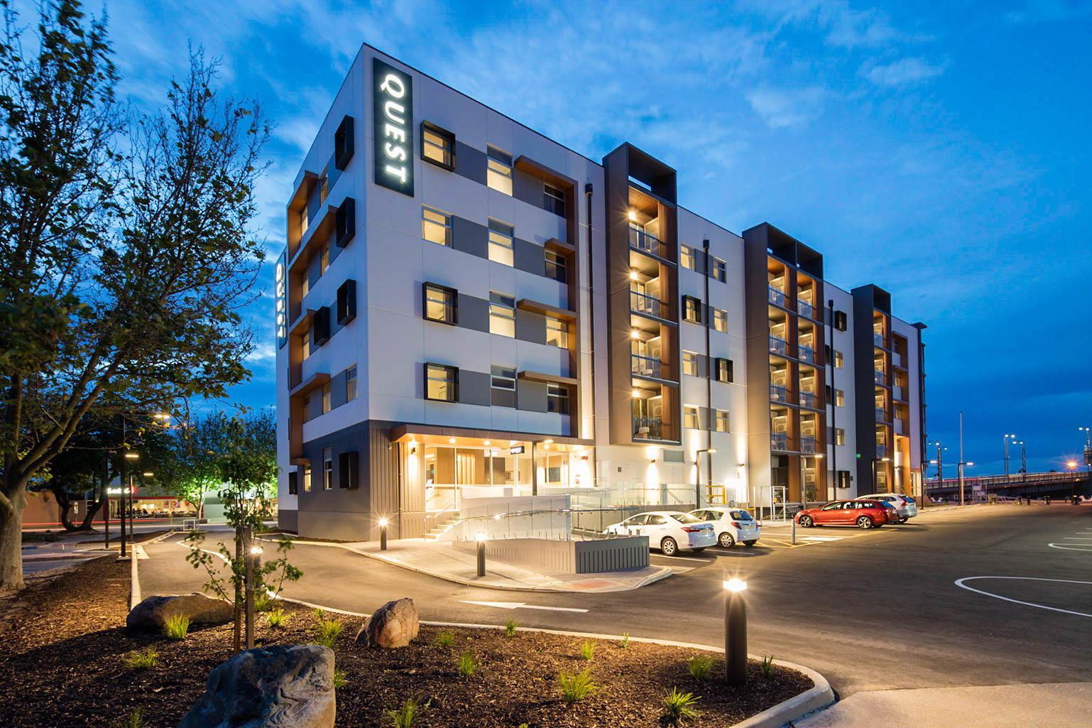 Victoria Accommodation Serviced Apartments Quest Apartment Hotels