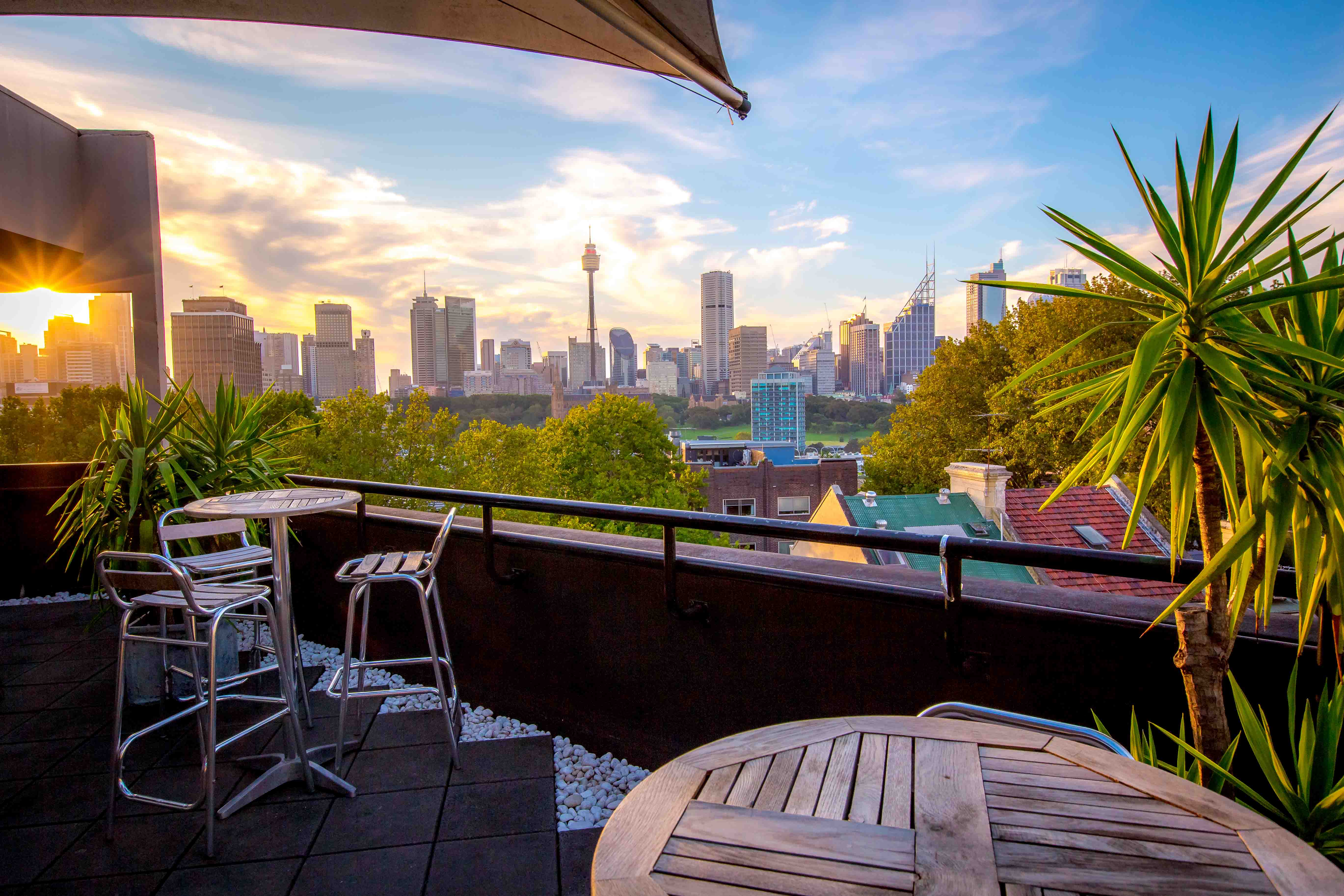 Quest Potts Point | Rooftop