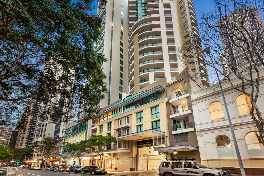 Brisbane Serviced Apartments Quest River Park Central - Apartment-at-eagle-st-brisbane