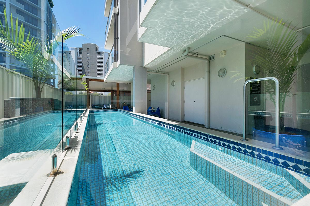 Quest South Brisbane - Pool