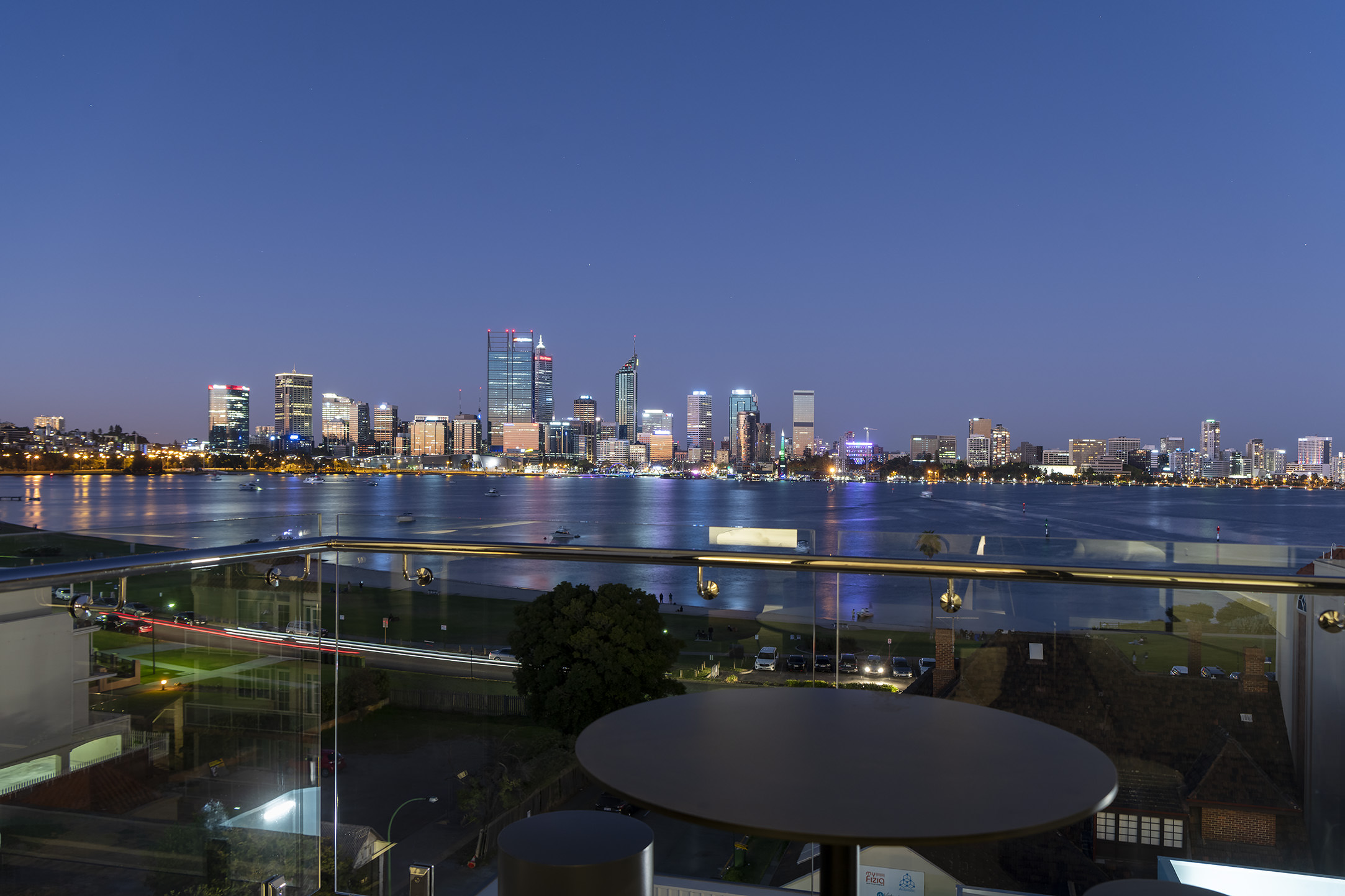 Quest South Perth Foreshore - View