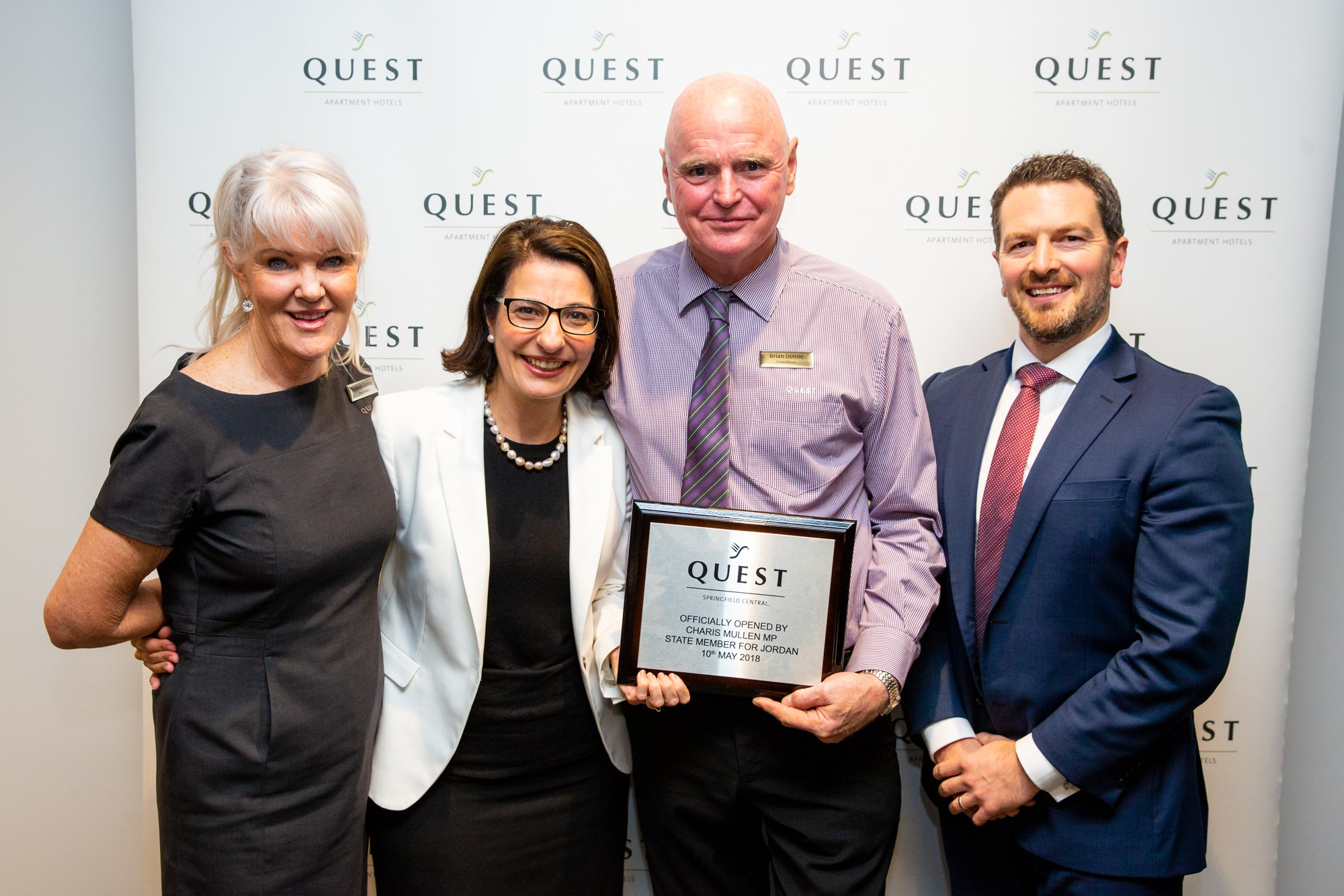 Quest Springfield Central - Now Officially Open