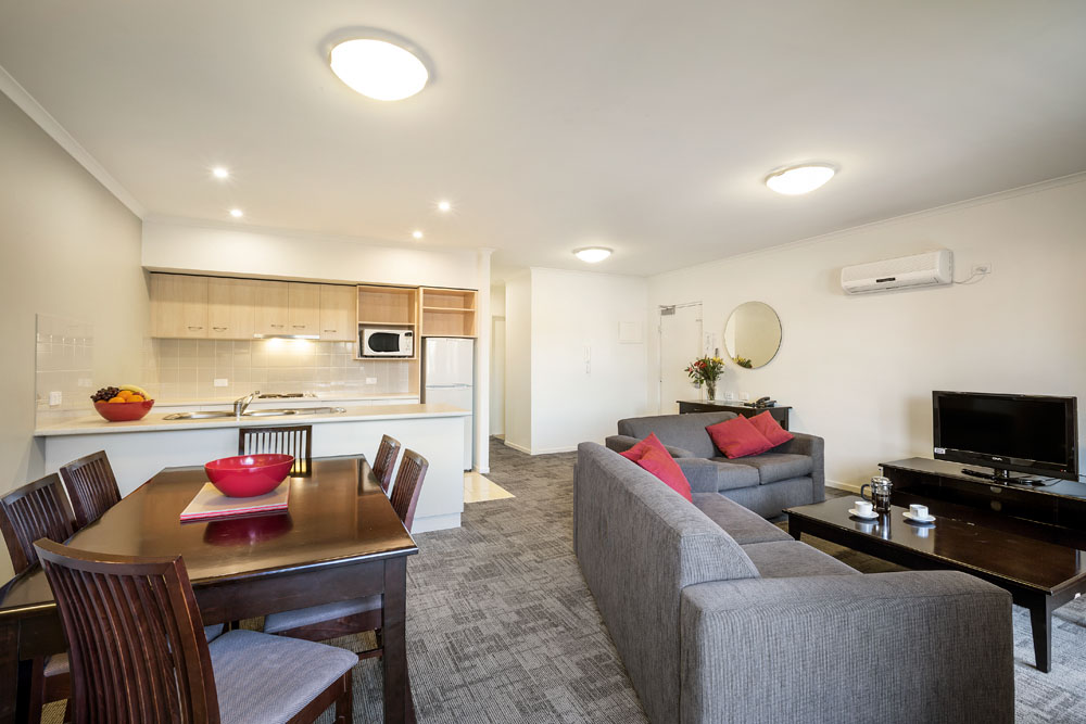 accommodation in wagga wagga serviced apartments quest. Black Bedroom Furniture Sets. Home Design Ideas