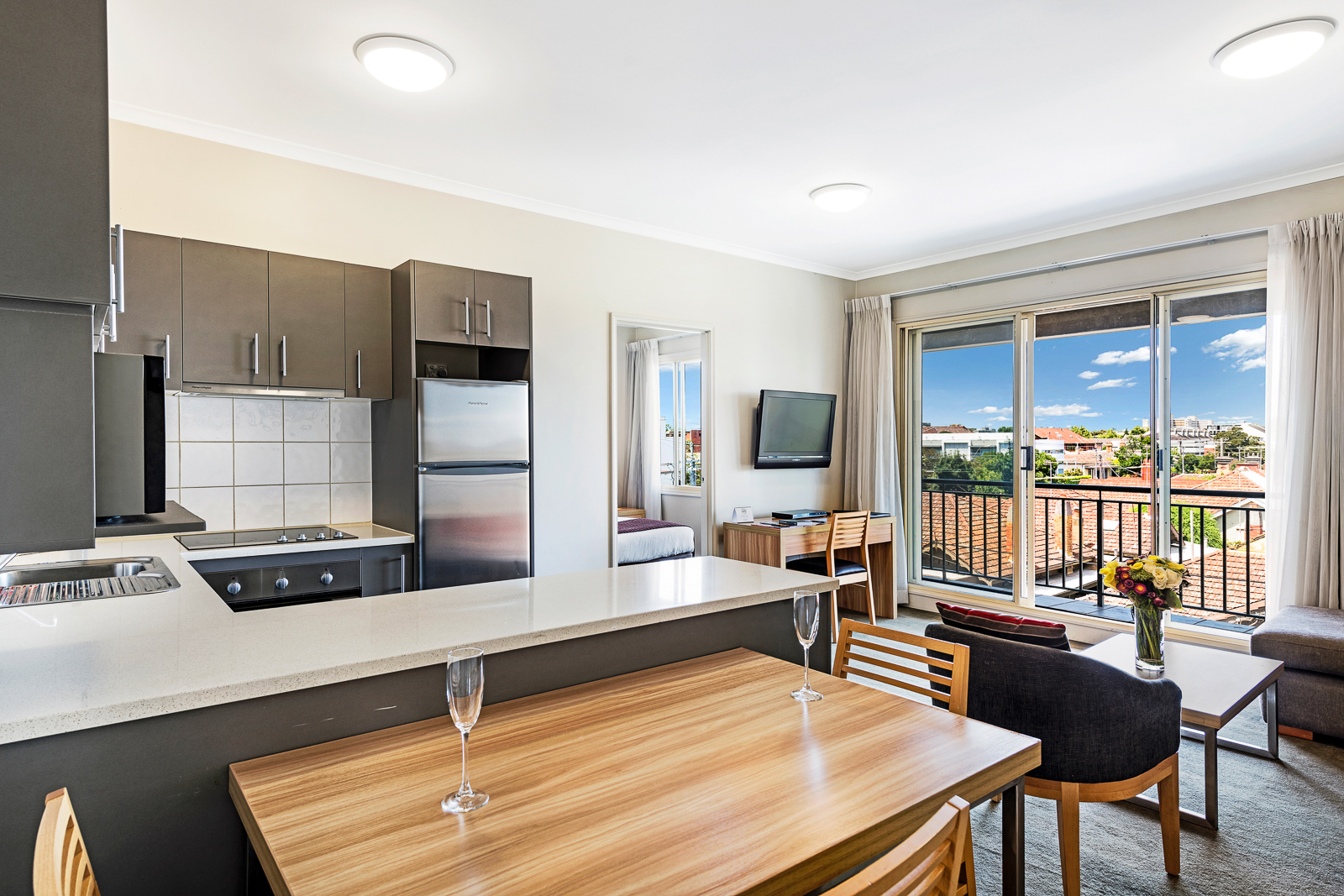 Quest Windsor | Two Bedroom Apartment