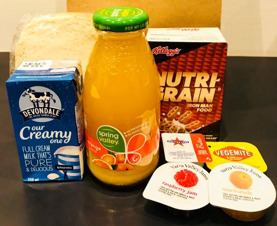 St Kilda Road Breakfast Pack