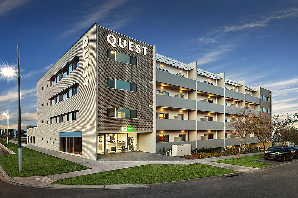 Superb Quest Apartment Hotels