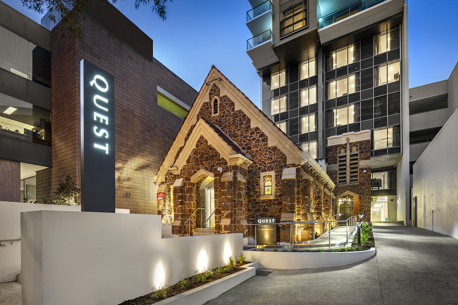 Perth Accommodation | Serviced Apartments | Quest Apartment Hotels