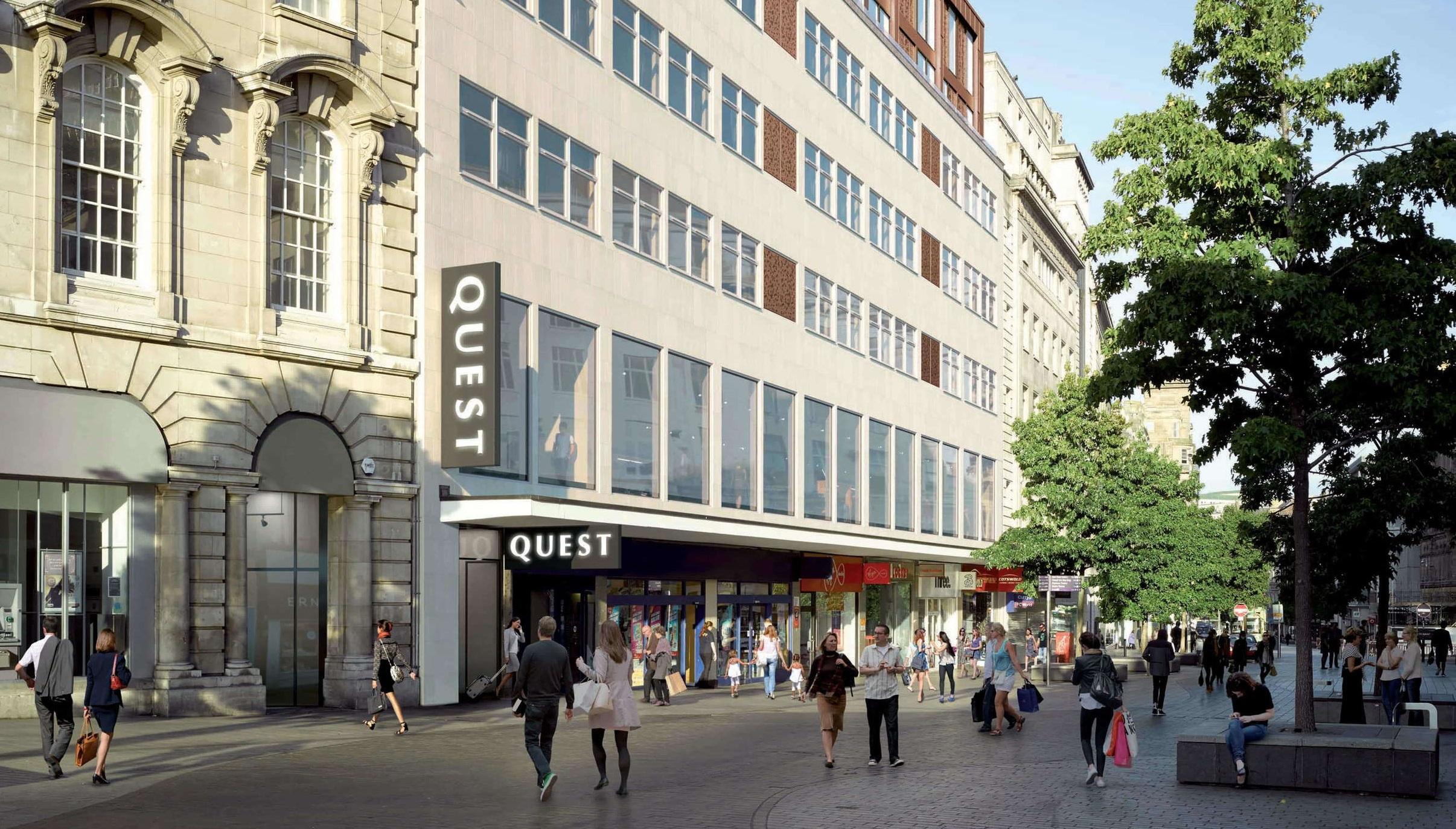 Quest Liverpool City Centre