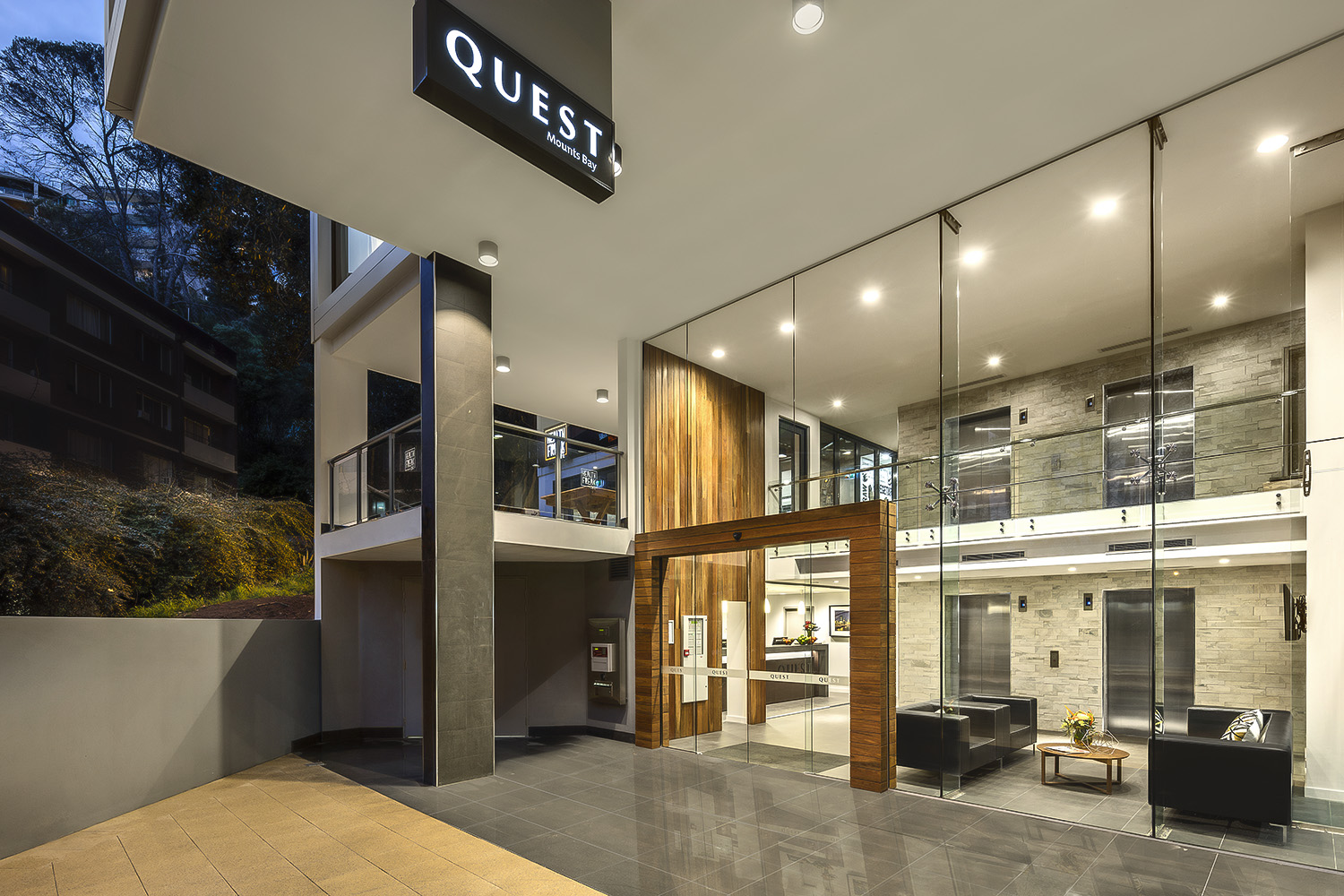 perth serviced apartments accommodation quest perth. Black Bedroom Furniture Sets. Home Design Ideas