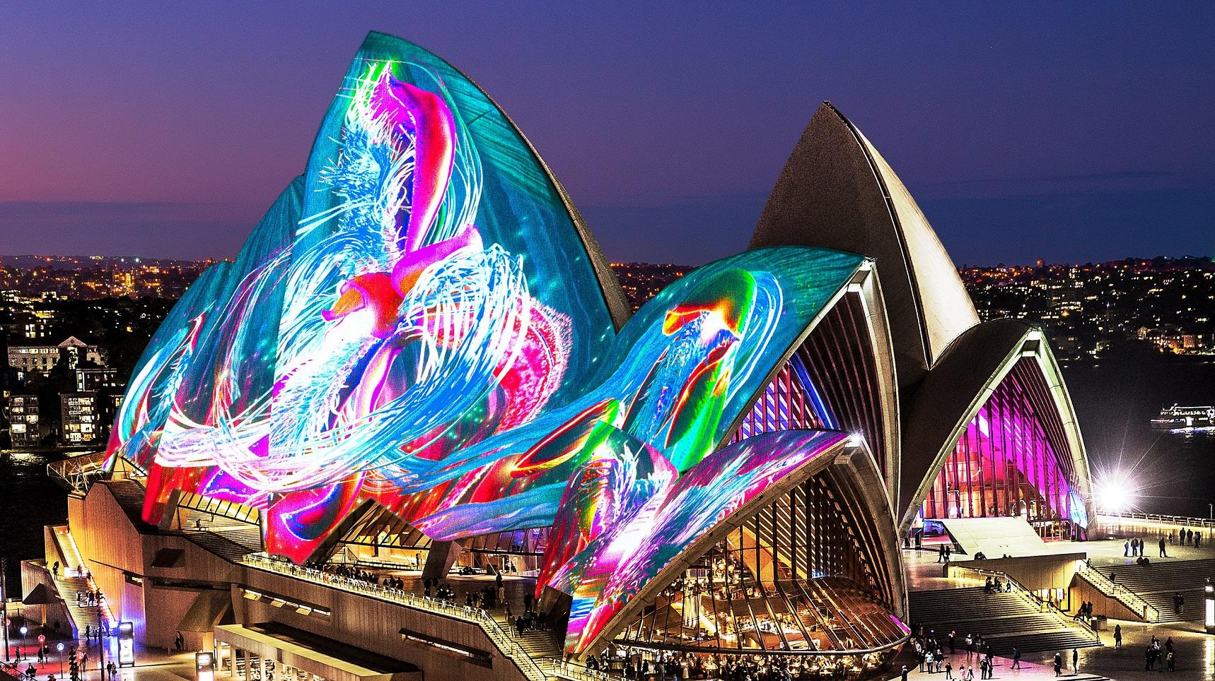 Vivid Festival Sydney - Quest Apartment Hotels