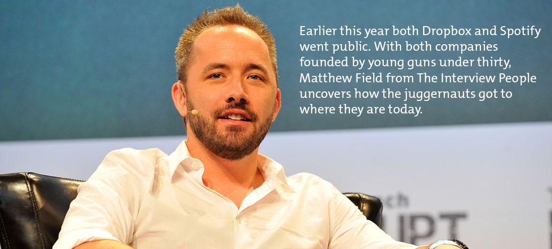 Drew Houston - Dropbox