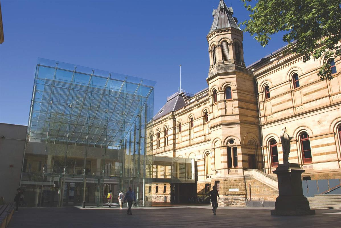 State Library of South Australia, Travelling South