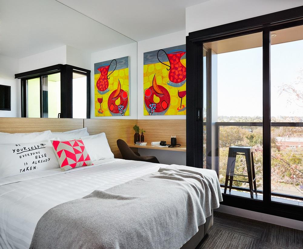 Standard Hotel Room - Quest Schaller Hotel