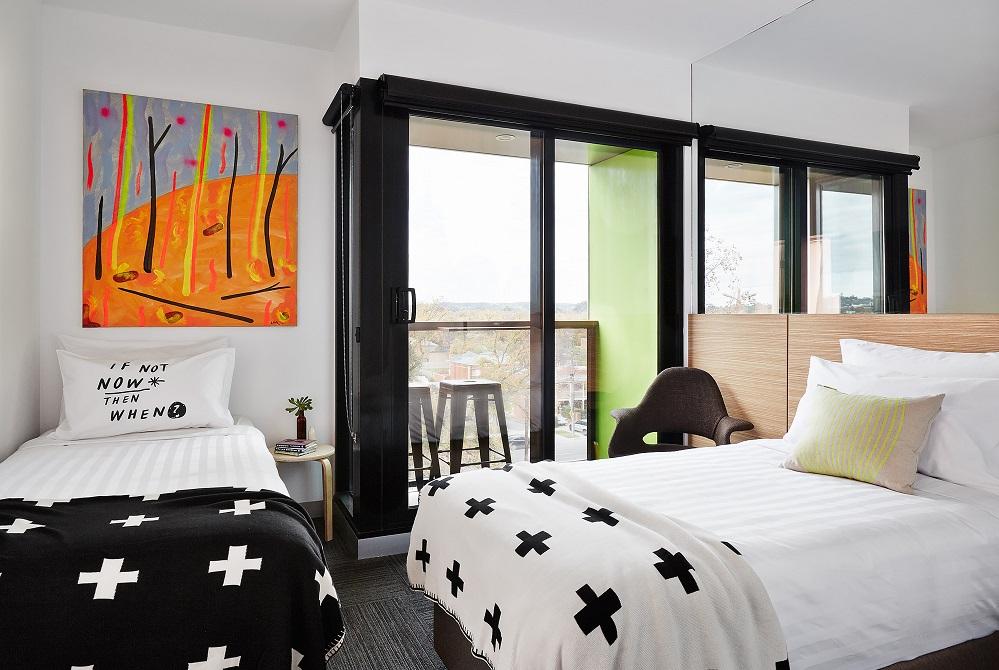 Standard Twin Hotel Room - Quest Schaller Hotel