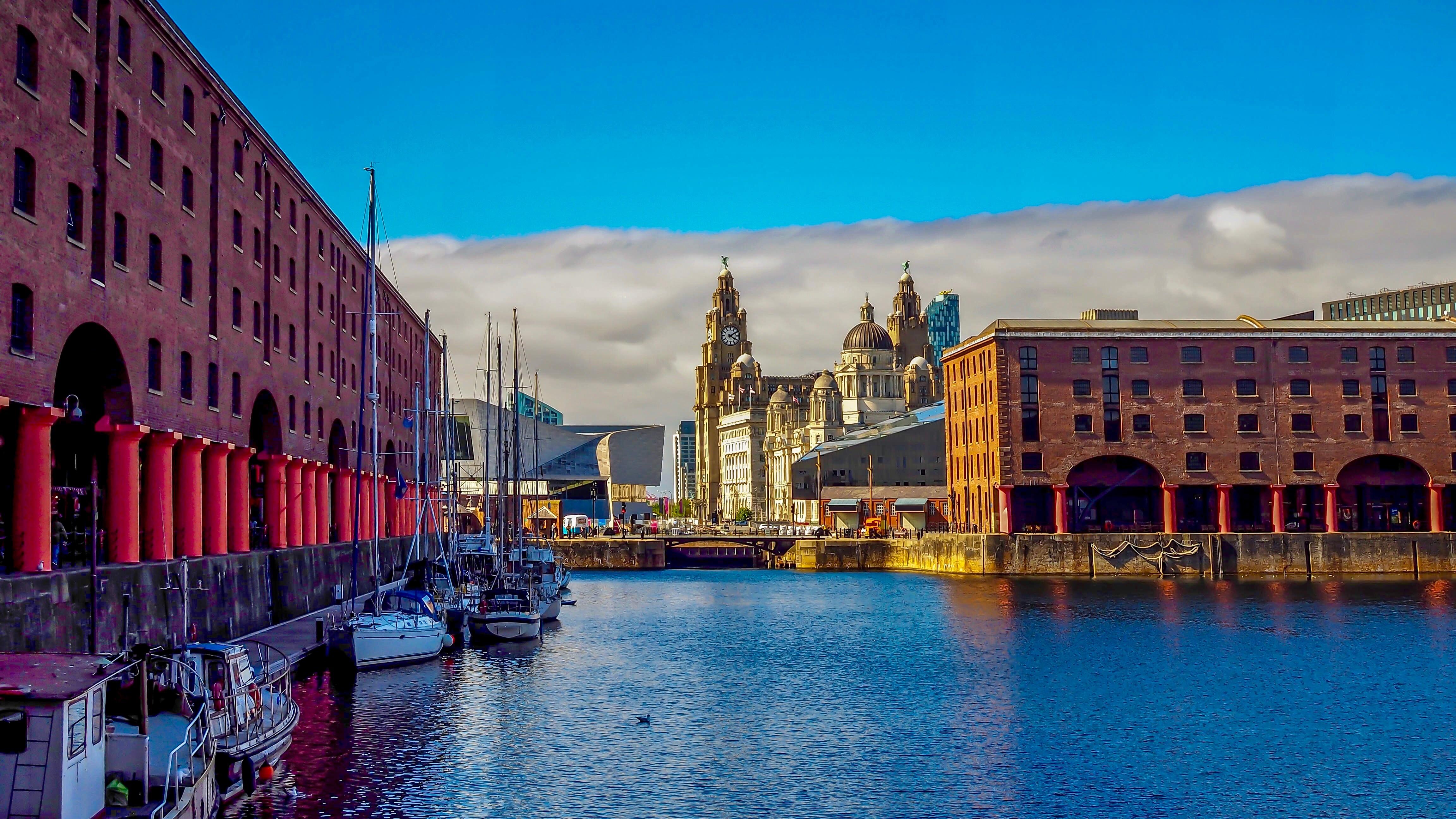 Quest Liverpool City Centre Local Area